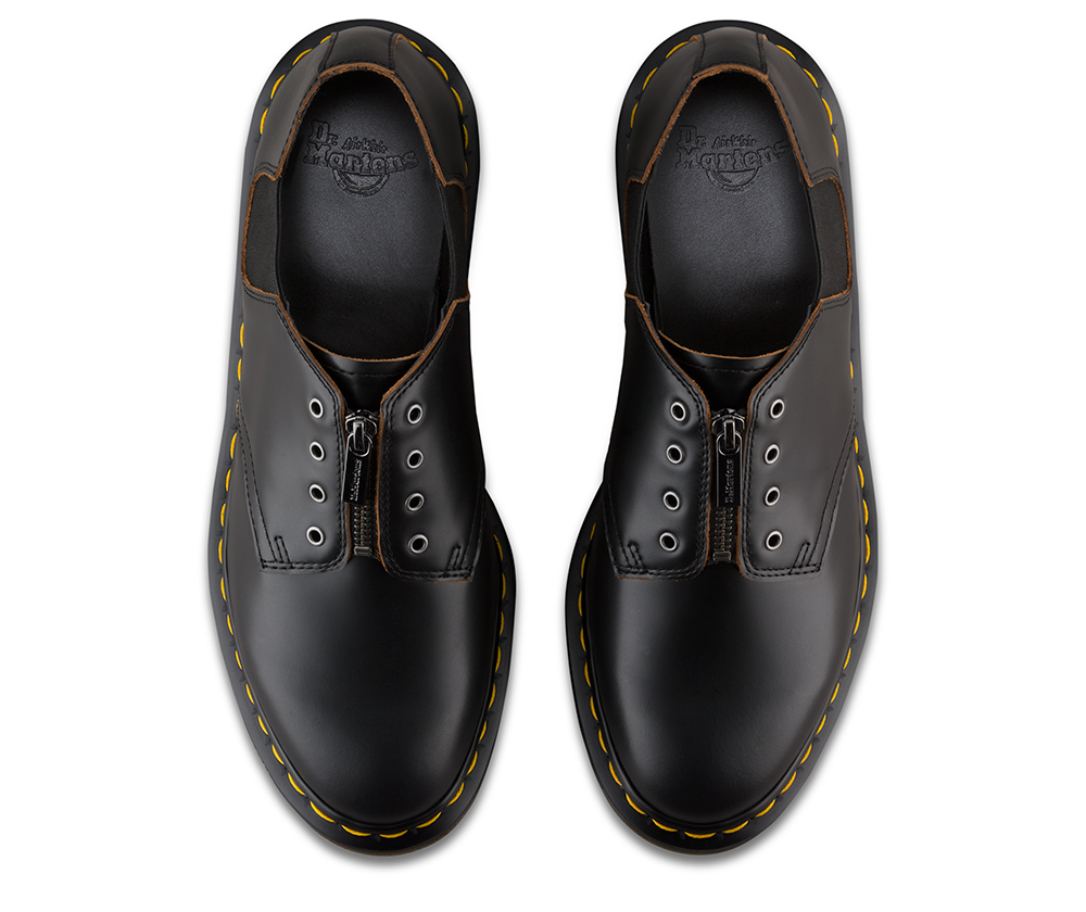 1461 GST Hydro Leather 黑色 23337001