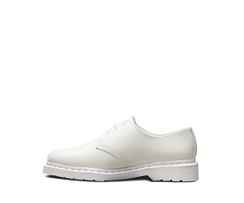 1461 Mono smooth  白色 14346100