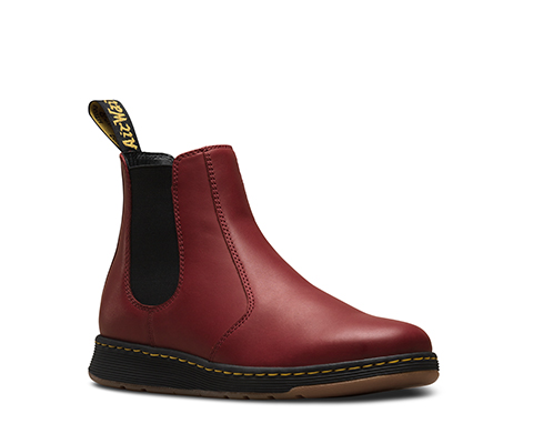 Casual Chelsea Boot 樱桃红 23881600