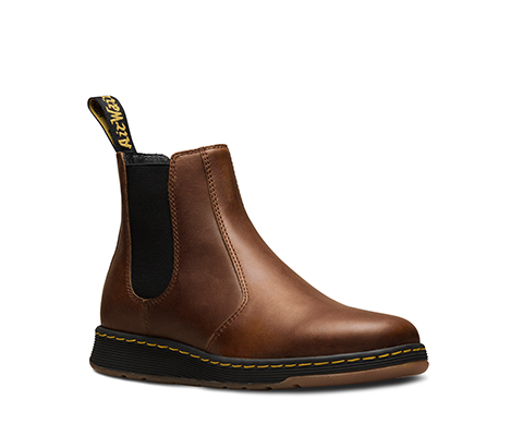 Casual Chelsea Boot 黄褐色 24306220