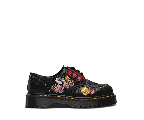 Bex 3 Tie Shoe   黑色 24073001