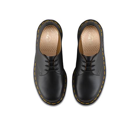 1461 MIE Vintage  黑色 12877001