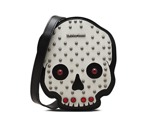 Skull Bag 白色 AB079002